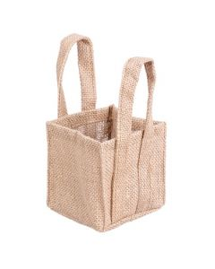 Hessian Bags Small 10pcs