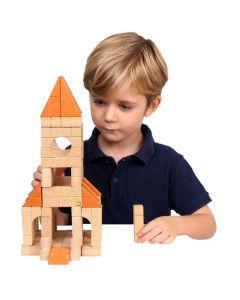 Small Unit Bricks Architect Set 72pcs