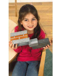 Unit Bricks Beam Set 25pcs