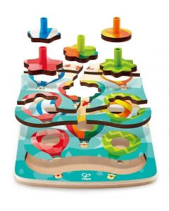 Spinning Balloons Shapes Puzzle 8pcs