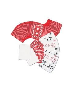Blank Playing Cards 60pcs