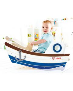 Toddler's Rocking Boat
