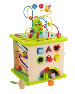 Country Critters Play Cube