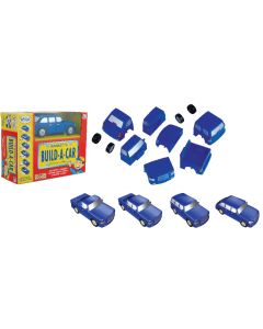 Magnetic Build-A-Car, Truck , SUV 11pcs