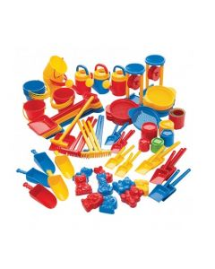 Mega Sand and Water Play Set 100pcs