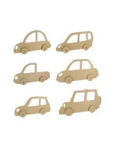 Collage Cars 24pcs