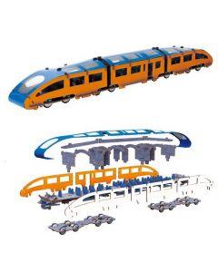 Rail Runner Construction Set 100pcs+
