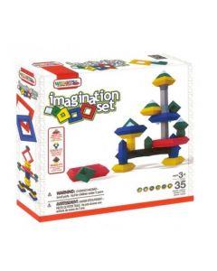 Wedgits Imagination Set 35pcs