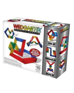 Magnetic Wedgits Set 16pcs