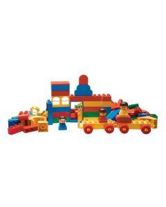 Coko Nursery Bricks 100pcs