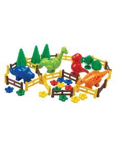 Coko Dinosaur Pack 60pcs