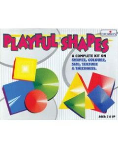 Playful Shapes 32pcs