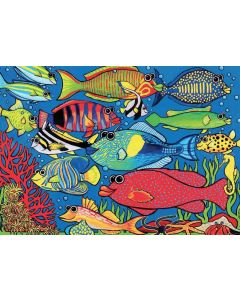 Party at the Reef Puzzle 48pcs