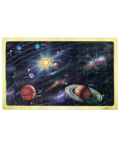 Solar System Puzzle 96pcs