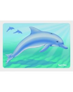 Dolphin Puzzle 9pcs