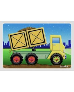 Dump Truck Puzzle 14pcs
