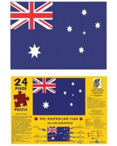 The Australian Flag A3 Table Puzzle 204pcs