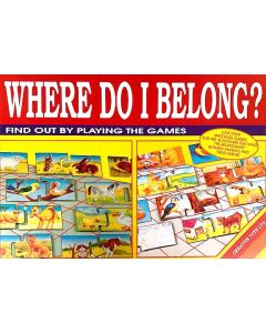 Where Do I Belong? Game