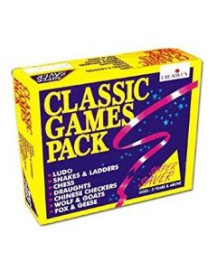 Classic Games Pack - Seven Games