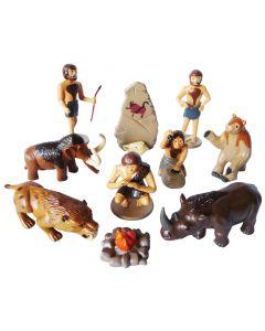 Ice Age Animals 10pcs
