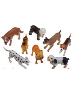 Dogs Small 8pcs