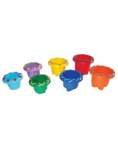 Rainbow Stackers 7pcs