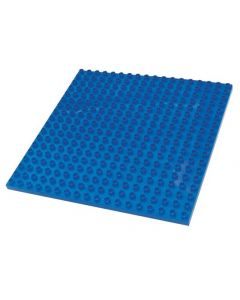 Coko Large Baseboard 18x18 Studs for Nursery Bricks and Alpha-Numeric Bricks