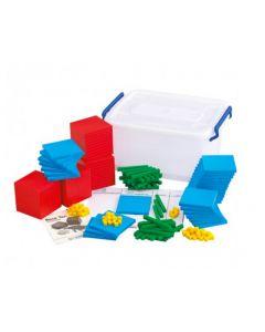 Plastic Base 10 Classroom Set 184pcs