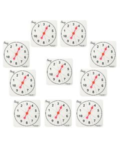 Spinners Numeral One to Nine 10pcs