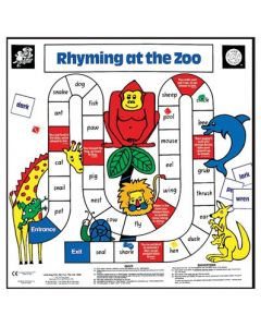 Rhyming At The Zoo