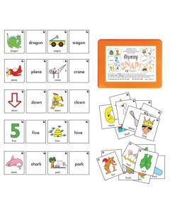 Snap Cards Rhyming Snap