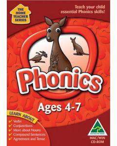 CD Rom Phonics