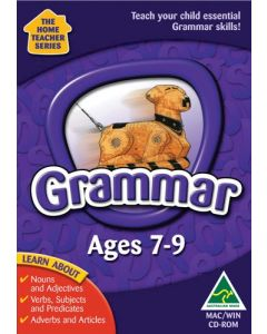 CD Rom Grammar