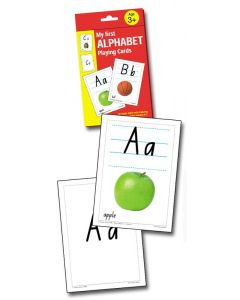 Alphabet Playing Cards New South Wales