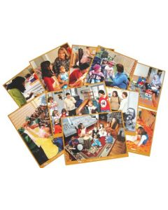 Photo Set Promoting Diversity in Family Day Care 10pcs