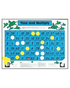 Roll And Multiply - Large
