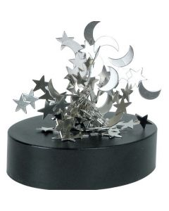 Moons and Stars Magnetic Sculptures