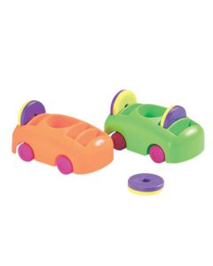 Push, Pull Cars With Magnets