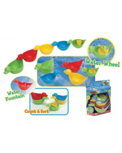 Duck Family Water Play Set 5pcs