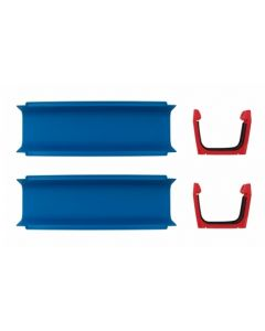 Aquaplay Spare Straight Sections with Brackets & Seals