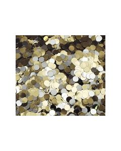 Sequins Confetti Gold and Silver 60g