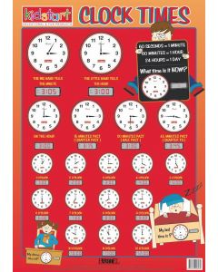 Clock Times Poster