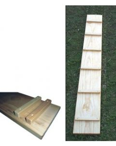 Solid Pine Cleated Plank 180cm