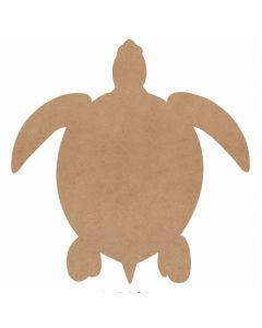 Huge Wooden Turtle 100cmH