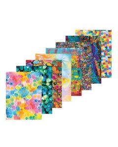 Arty Pattern Paper 40pcs