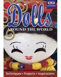 Dollmaking Around the World Book