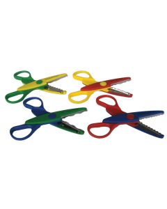 Crazy Craft Scissors 4pcs