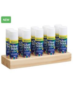 Wooden Glue Stick Holder
