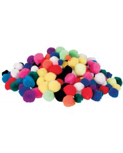 Pom Poms Multicolour 300pcs