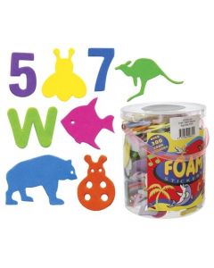 Foam Adhesive  Shapes 300pcs